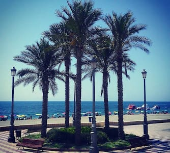 40m2 Room for Rent, Beach @ 5 min. - Aguadulce - Huis