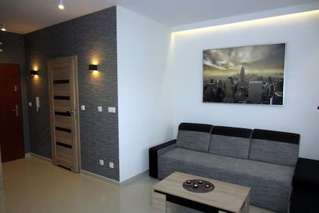 Apartament Platan New York - studio - Pis