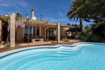Finca SON TOUS / with Pool & BBQ - Hus