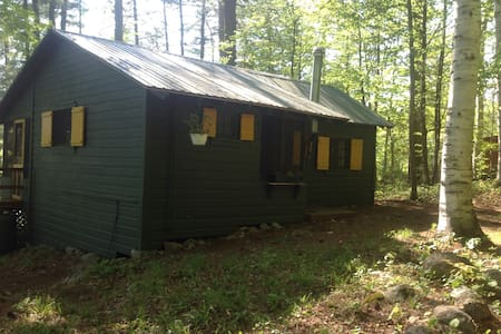 Summer cabin available May-Sept