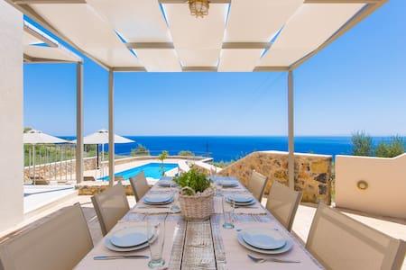 Villa Thromila in the South Crete! - Plakias, Rethymno - Villa