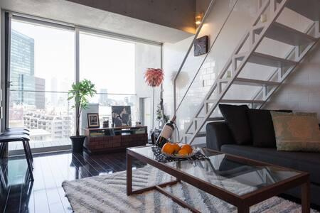 H59 Just 5min SHIBUYA-ST|70㎡|LUXURY Room - Shibuya-ku - Flat