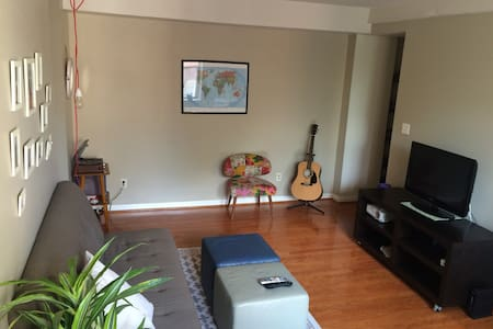 Sunny 1 BD Heart of Dupont Circle
