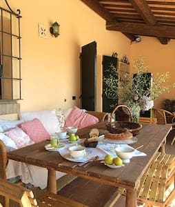 County house on Cesena hills - San Tomaso Cesena - Bed & Breakfast
