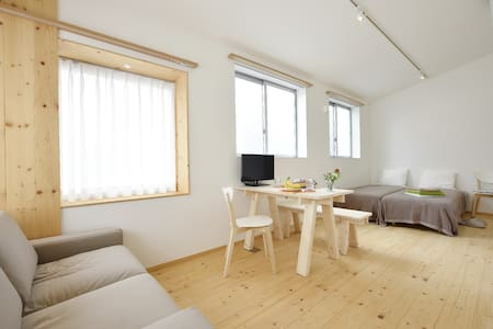 STYLISH FLAT WITH Wi-Fi,  FREE 2 HOURS TOKYO TOUR - Apartament
