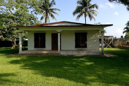 Casa/House @ Tlacotalpan, Veracruz - Tlacotalpan - Casa