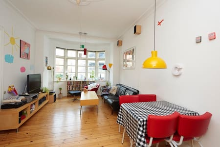 Charming flat close to city center
