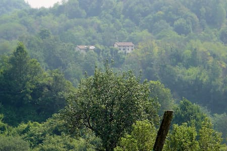 Landhaus mit Panoramablick - Monfumo