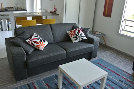 appartment airport Paris CDG 6 beds - Marly-la-Ville - Leilighet