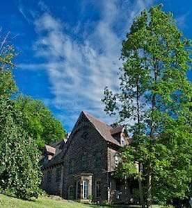 Bed & breakfast -Gothic manor house - Wikt i opierunek