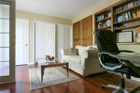 In-law suite, 10mins to SF airport - Wohnung