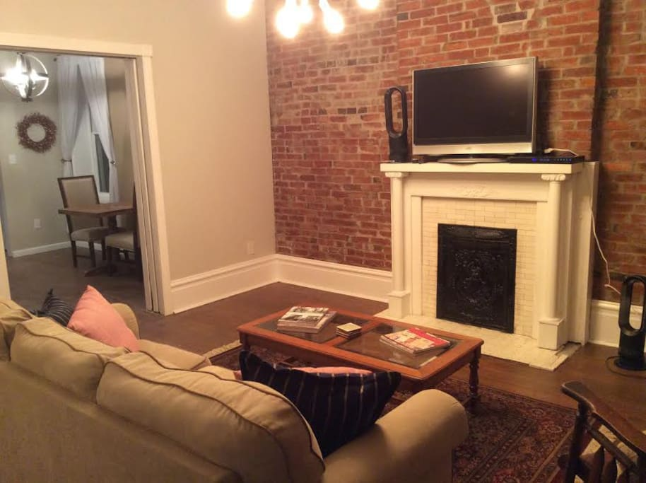 1 Bedroom Dogtown Apartment In Saint Louis