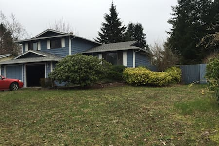 Newly renovated home in Lacey, WA - Lacey