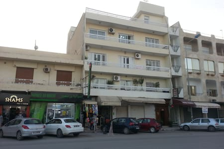 spacious apartment in the Corniche Sousse - Wohnung