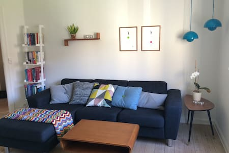 Good located apartment in Nordvest - Copenhagen - Apartment