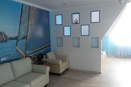 Уютная квартира у Чёрного моря