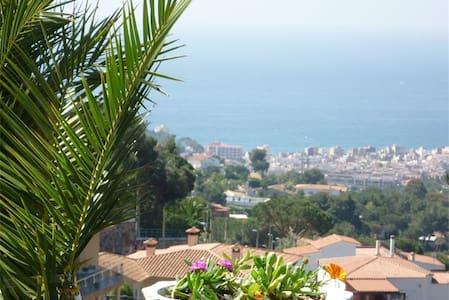 Habitacion 2 camas indv. vistas mar - Lloret de Mar