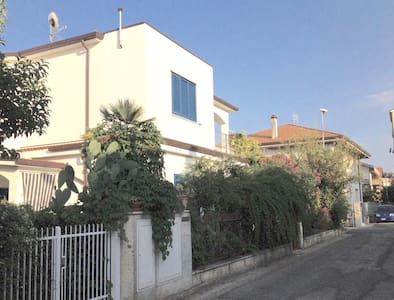 Large apartment in Giulianova Lido