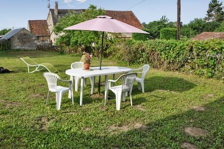 Maison de campagne chic avec jardin - Guipy - Casa