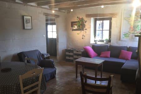 Maison Tourangelle proche Châteaux - Dierre - Haus