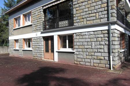 Appartement F2 donnant sur jardin - Clermont-Ferrand - Dom