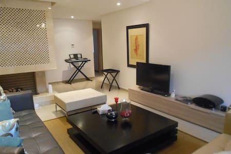 Appartement luxueux en bord de mer - Rabat prestigia plage des nations  - Apartamento