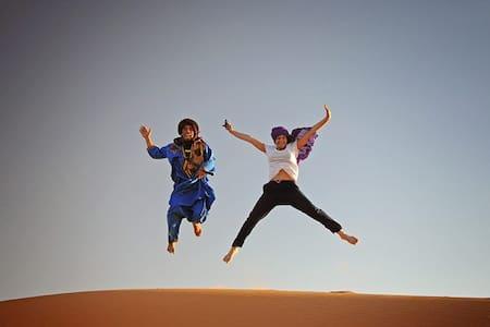 Your Perfect Desert Experience - Khemah