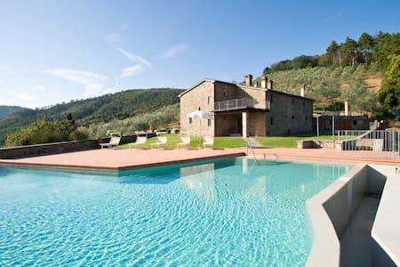 San Biagio FarmHouse-Terrace & Pool - Serravalle Pistoiese