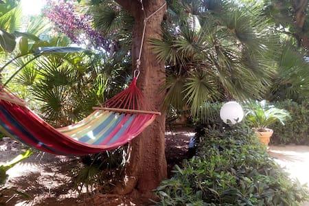 Villa con giardino al mare - Seccagrande - Villa