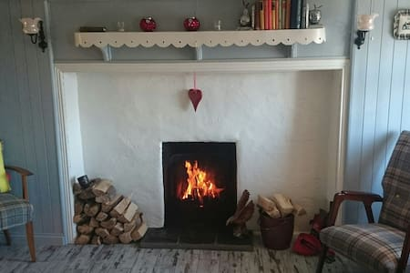 Authentic cottage & stunning views - bantry