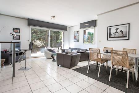 Appart, jardin, terrasse,metro,tram - Croix - Appartement