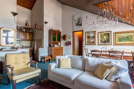 Nest  on montain - Montecampione - Apartemen