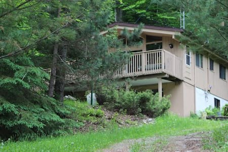 Eagle Lake Vista cottage - Srub