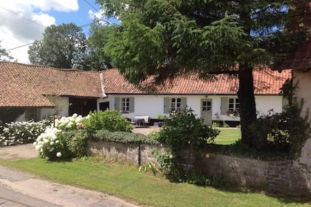 Charming cottage near Le Touquet - Casa