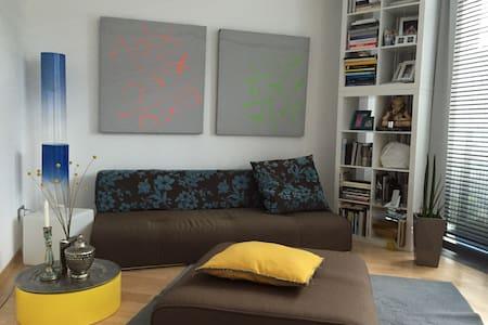Wohnen direkt im Sony Center - Berlin - Apartment