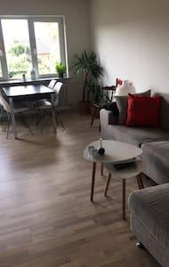 2 vær. lejlighed, tæt på bymidte og messecenter - Apartament