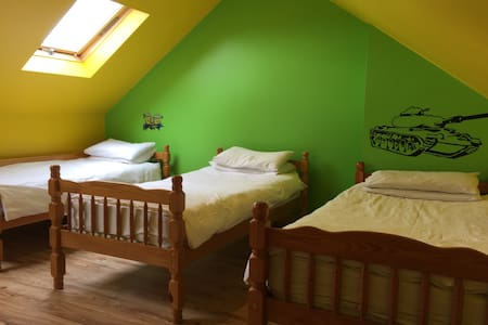 Room type: Private room Property type: Bed & Breakfast Accommodates: 4 Bedrooms: 1 Bathrooms: 2