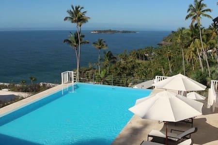 Private apt. with 2 private beaches - Villa