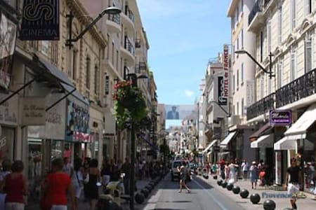 Studio Plein Cannes !
