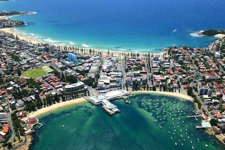 Beachside Unit in  Manly - Appartamento