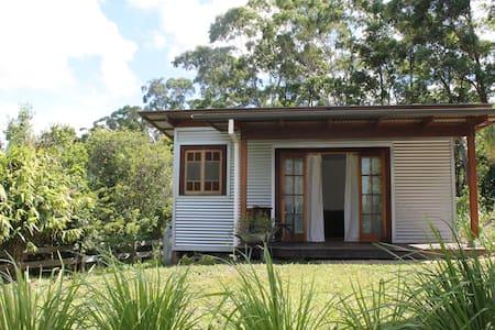Cute cabin in Byron hinterland - Kabin