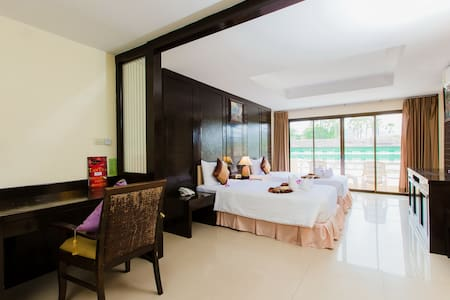 ☼ E deluxe double White Sand Resort