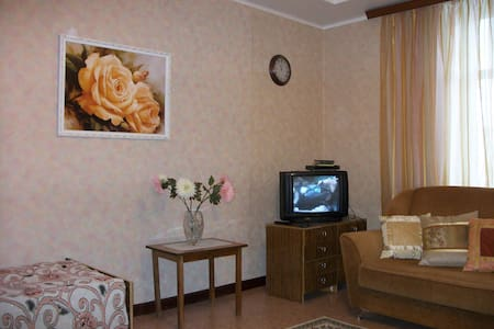 квартира в Кольчугине посуточно - Apartament