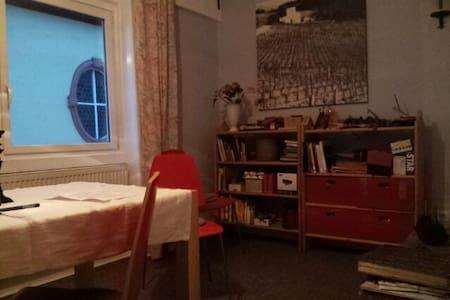2-stöckige Wohnung in Fachwerkhaus - Lejlighedskompleks