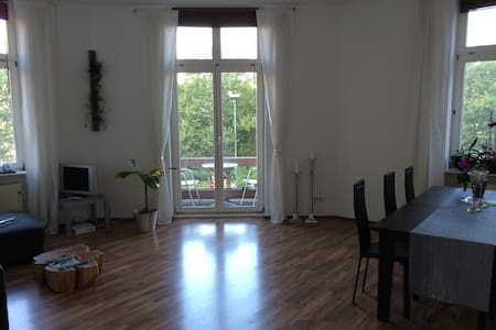 Central Appartment near Fair/Messe