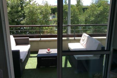 Appartement Cocoon idéalement situé - Apartament