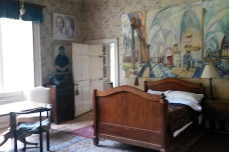 The Blue Room, Shankill Castle - Castle