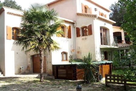 le moulin aux mésanges - Cendras - Haus