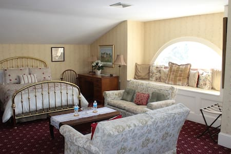 Bykenhulle House B&B Room 1 Suite - Bed & Breakfast