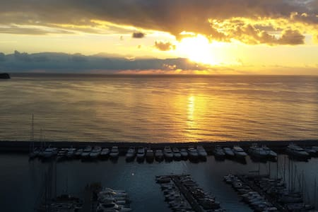 APARTMENT WI-FI FREE 50M.TO THE SEA - Alassio